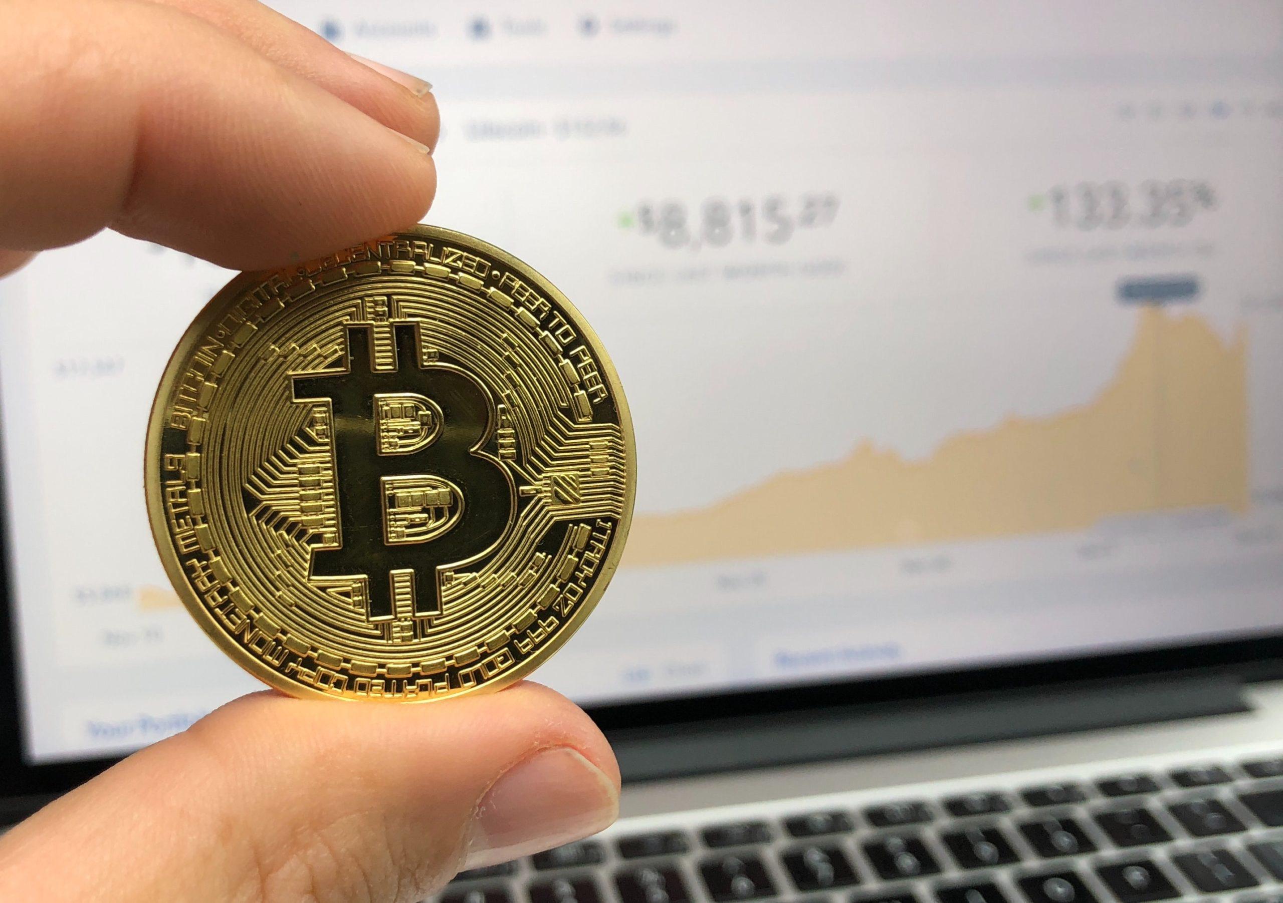 bitcoin cryptomining