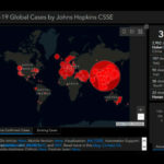 The Spread of Malware and the Corona Virus/ COVID-19